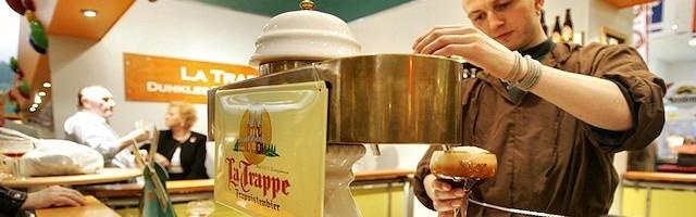 La cerveza es una bebida íntimamente ligada a los monasterios.