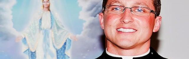 Richard Pagano, sacerdote desde hace menos de un año: ¡quién se lo habría dicho sólo unos meses antes de ingresar en el seminario!