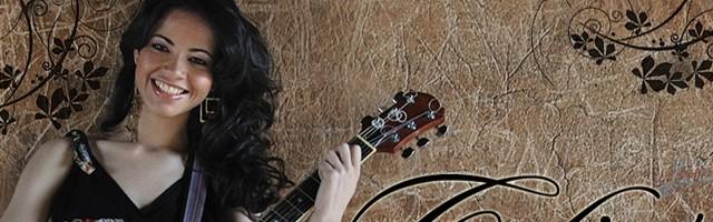 La cantante Celinés
