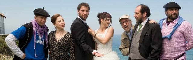 En la ermita de San Telmo se hacen bodas reales, como en 8 Apellidos Vascos, o distintas, en realidad...