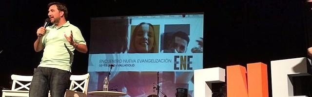 Tote Barrera, bloguero de ReL, durante su ponencia en el ENE 2014.