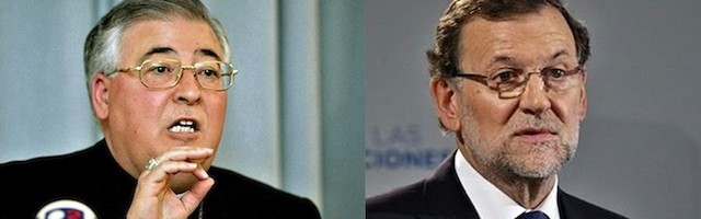 Reig Pla y Rajoy