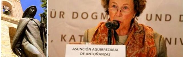 Asunción Aguirrezábal señala que Teresa es atractiva también hoy, en gran parte, porque siempre estuvo abierta a los demás