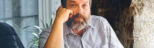 Lembit Peterson es uno de los artistas teatrales más reconocidos en Estonia