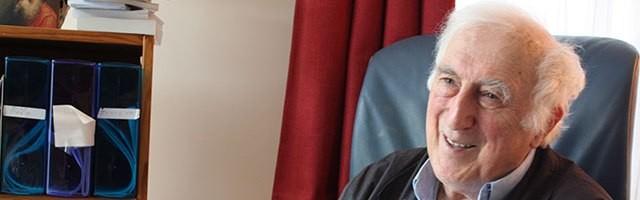 Jean Vanier, fundador de las comunidades de El Arca hace ya 50 años, recibe el premio Templeton de desarrollo espiritual