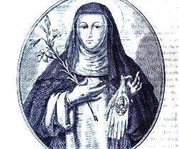 Beata Lucía de Narni.