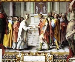 San Silvestre y Constantino.