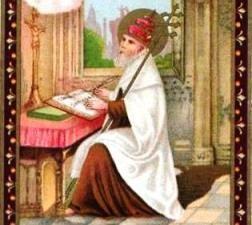 San Dionisio de carmelita.