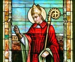 San Lorenzo de Canterbury.