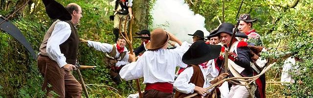El primer genocidio de la era moderna tuvo lugar en 1794 en la región francesa de la Vendée.