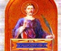San Calepodio.