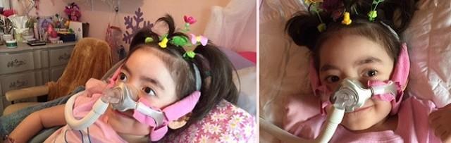 Con Cinco Anos Y Enferma Terminal Ella Consolaba A Su Madre No Te