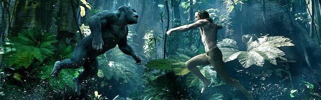 La selva, un lugar para la lucha muerte entre el hombre y las bestias... y también entre los hombres mismos.