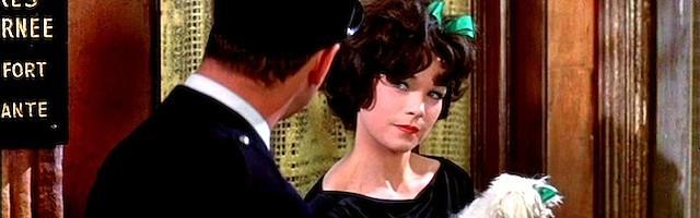 Shirley McLane y Jack Lemmon en Irma la Dulce, de Billy Wilder: Marías apreciaba que los temas delicados se abordasen con elegancia y humanidad.