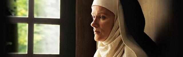 Un fotograma de la película Visión, que cuenta la vida de Santa Hildegarda