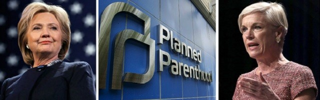 Hillary Clinton y Cecile Richards comparten ideario abortista pero también un programa conjunto
