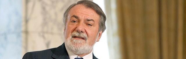 Jaime Mayor Oreja, presidente de la Fundación Valores y Sociedad
