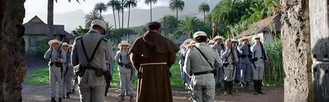 Una escena de la película dirigida por Salvador Calvo que se estrena este viernes.