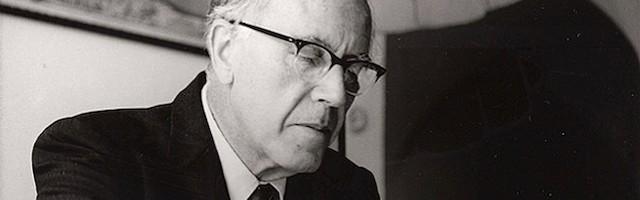 Dietrich von Hildebrand, uno de los grandes maestros del pensamiento católico en el siglo XX.