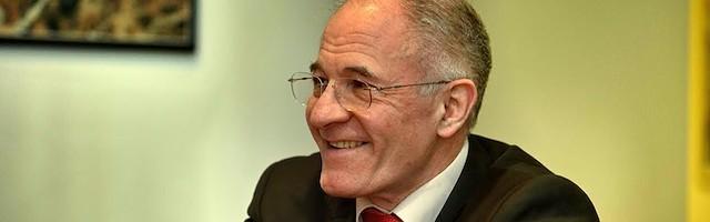 Rémi Brague, profesor emérito de Filosofía Medieval y Árabe en la Universidad de París.