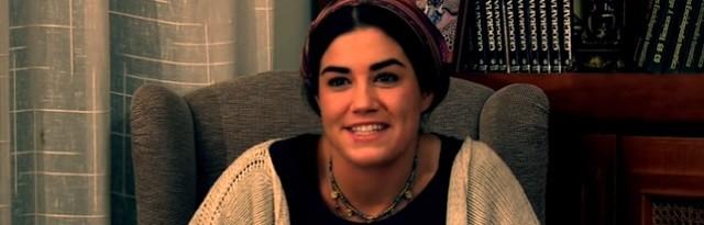 Marta Páramo tiene 21 años y ser madre adolescente ha sido una gracia para ella