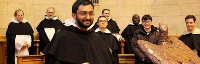 Tras una larga búsqueda de la verdad, su viaje culminó con su ordenación como fraile dominico