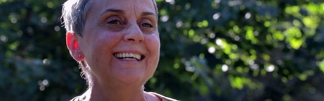 Milly Gualteroni vio la luz al final del túnel de la depresión tras su encuentro con Dios.