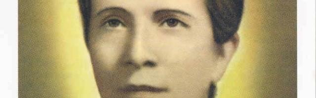 Eduviges Carboni, o Edvige Carboni, está en proceso de beatificación... sus visiones místicas marianas son especiales