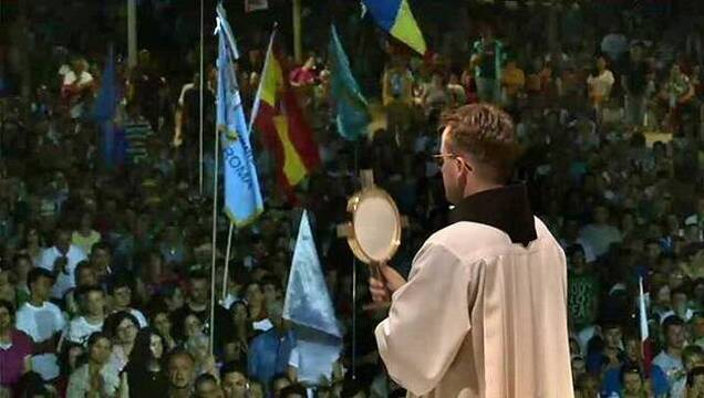 Adoración al Santísimo en Medjugorje
