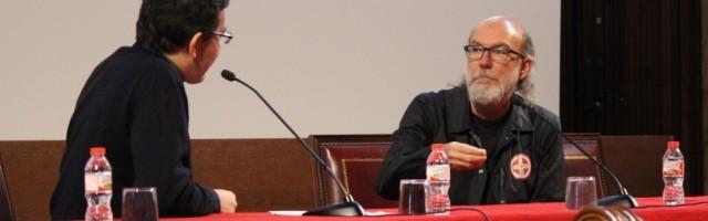 Emili Marlés, de la nueva Cátedra de Teología Pastoral de Barcelona hace preguntas al publicista Toni Segarra