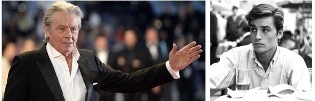 Alain Delon mantiene una lucha con Dios aunque de momento la Virgen ya le ha conquistado