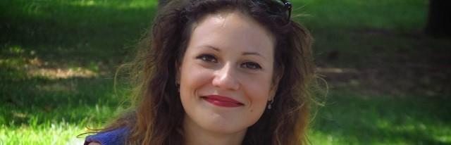 Rita Sberna es una apasionada de María y difunde su mensaje a través de varias web
