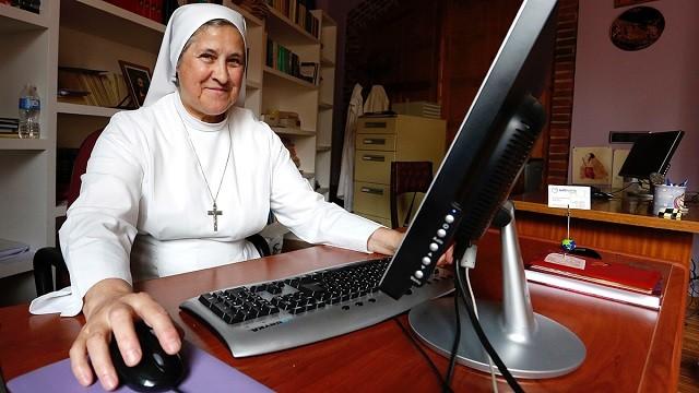 Begoña ha sido durante décadas misionera en África y ahora es delegada diocesana de Misiones de León / Ical