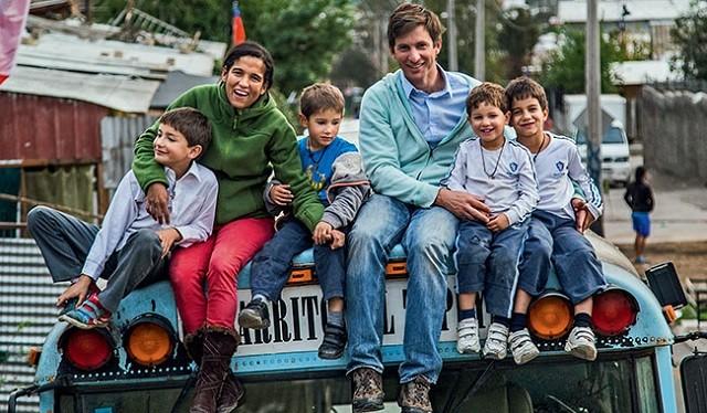 Esta familia se ha recorrido América Latina evangelizando