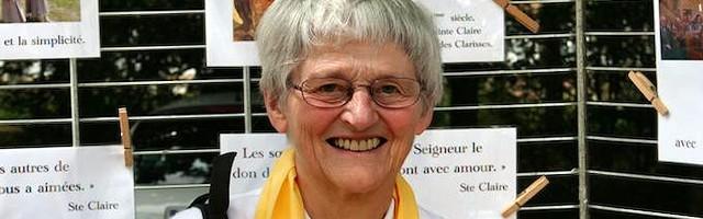 ¿Por qué yo? Sor Bernadette Moriau terminó aceptando su curación como un misterio de Dios.