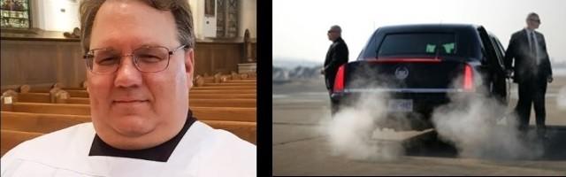 Mark Armeen, diácono permanente novato, organiza el sistema de capellanes para el Servicio Secreto de EEUU