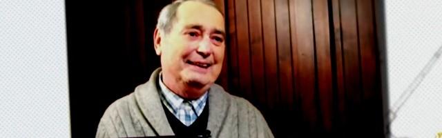 El periodista italiano Vittorio Messori es uno de los autores católicos imprescindibles para nuestra época