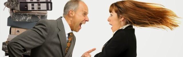 Los gritos y las broncas no son buenos modales - las cosas se pueden hablar con educación y respeto