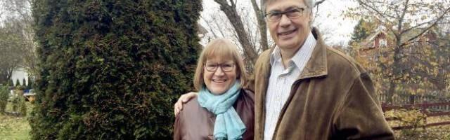 Ulf Ekman y su esposa Birgitta, pentecostales, exploraron la historia de la Iglesia... y la Virgen