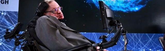 Animado por un prejuicio ante la idea de Dios, Hawking quiso responder a las preguntas metafísicas con lo que son solo por ahora hipótesis físicas.