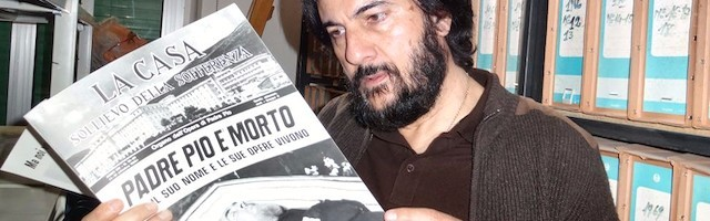 José María Zavala es uno de los principales investigadores y divulgadores de la devoción al Padre Pío en España.