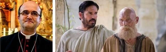 El obispo Munilla explica por qué recomienda ver la película sobre San Pablo