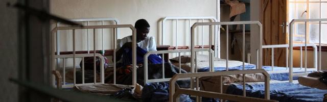 Hospital Kapiri en Mtengo, sostenido por Manos Unidas