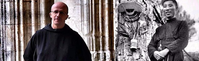 El padre Olivier es el actual postulador de la causa de beatificación de Marcelo Van.