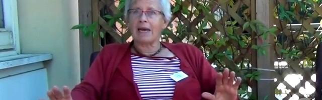 Verena Lang participa en el encuentro Wittenberg 2017 con cristianos de varias iglesias