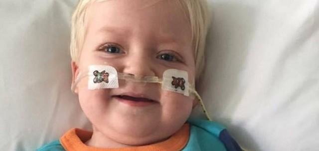 Dylan despertó del coma en Pascua y dos años después se ha conocido que está completamente curado