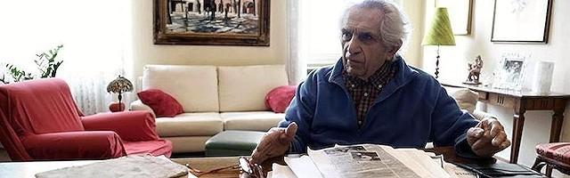 Otello Montanari puso investigaciones y datos sobre la mesa y se lo hicieron pagar muy caro.