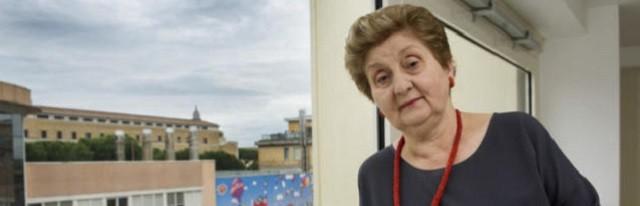 La doctora Mariella Enoc, presidenta del Hospital Bambino Gesù, ha vuelto de Liverpool completamente desolada