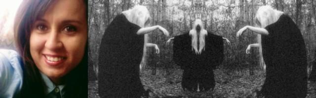Ingrid aprendió a ser una bruja durante su adolescencia