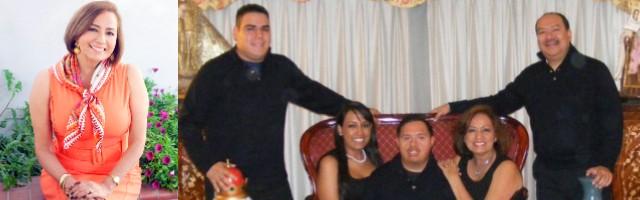 Para Rosario Marín, sus mayores éxitos son sus hijos y su marido